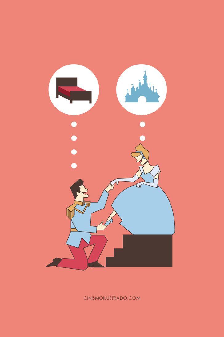 Eduardo Salles artista denuncia sociedade em ilustracoes 2