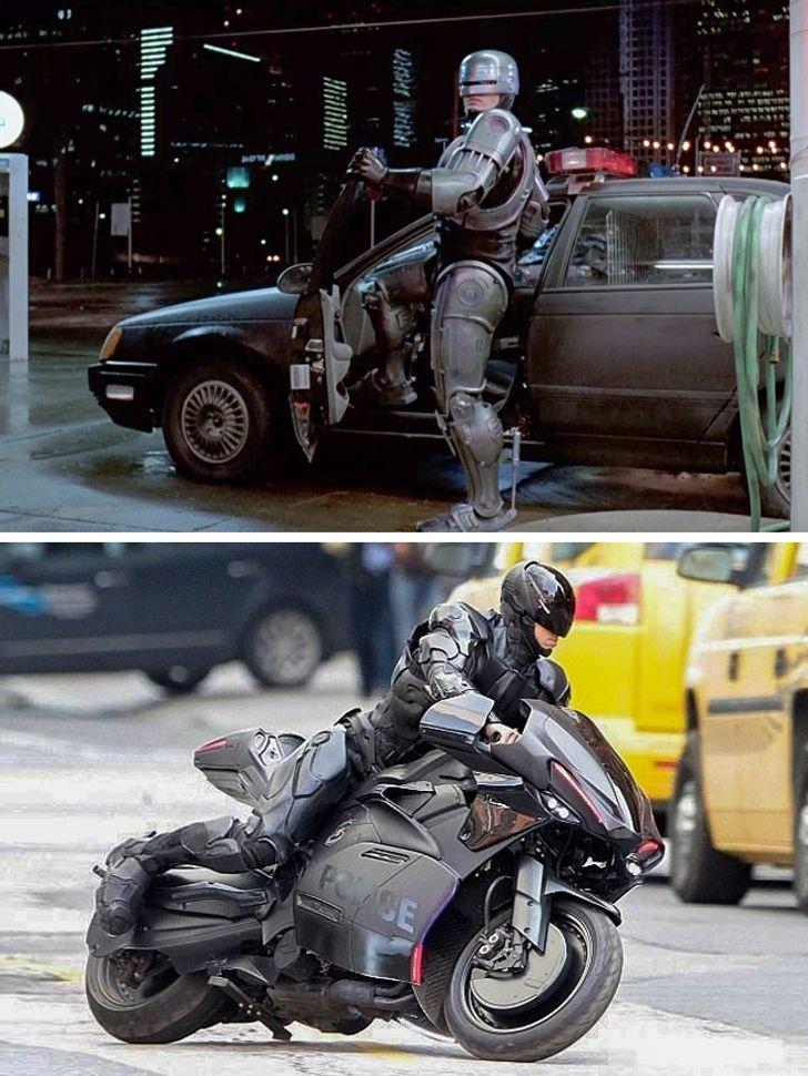 Remakes do cinema veja a evolucao dos efeitos especiais no seculo XXI 11