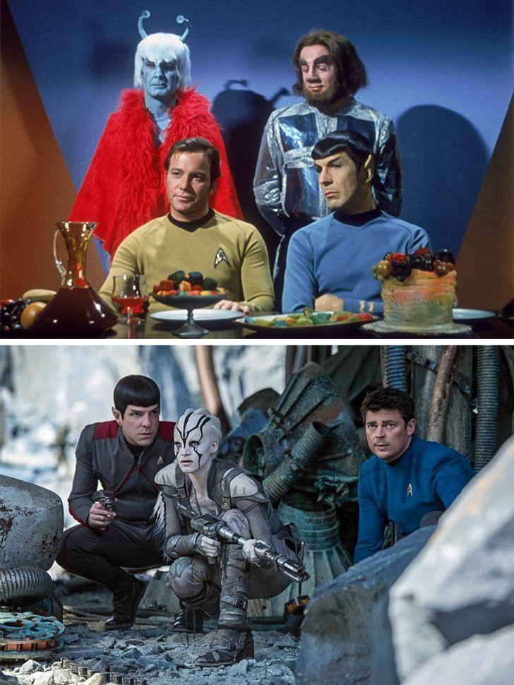 Remakes do cinema veja a evolucao dos efeitos especiais no seculo XXI 13