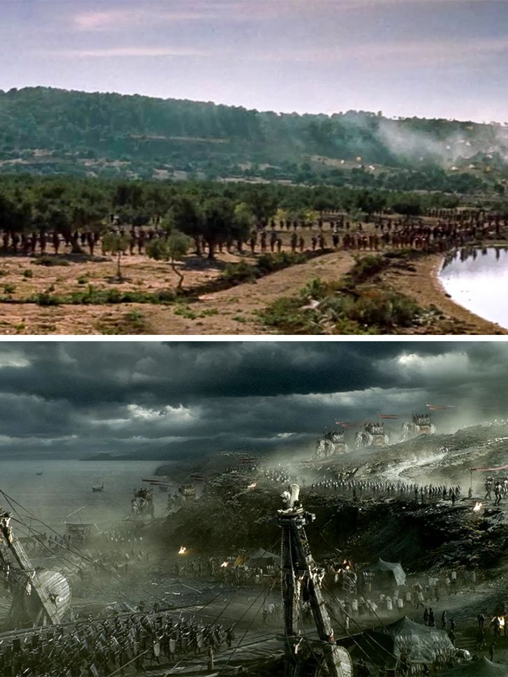 Remakes do cinema veja a evolucao dos efeitos especiais no seculo XXI 15