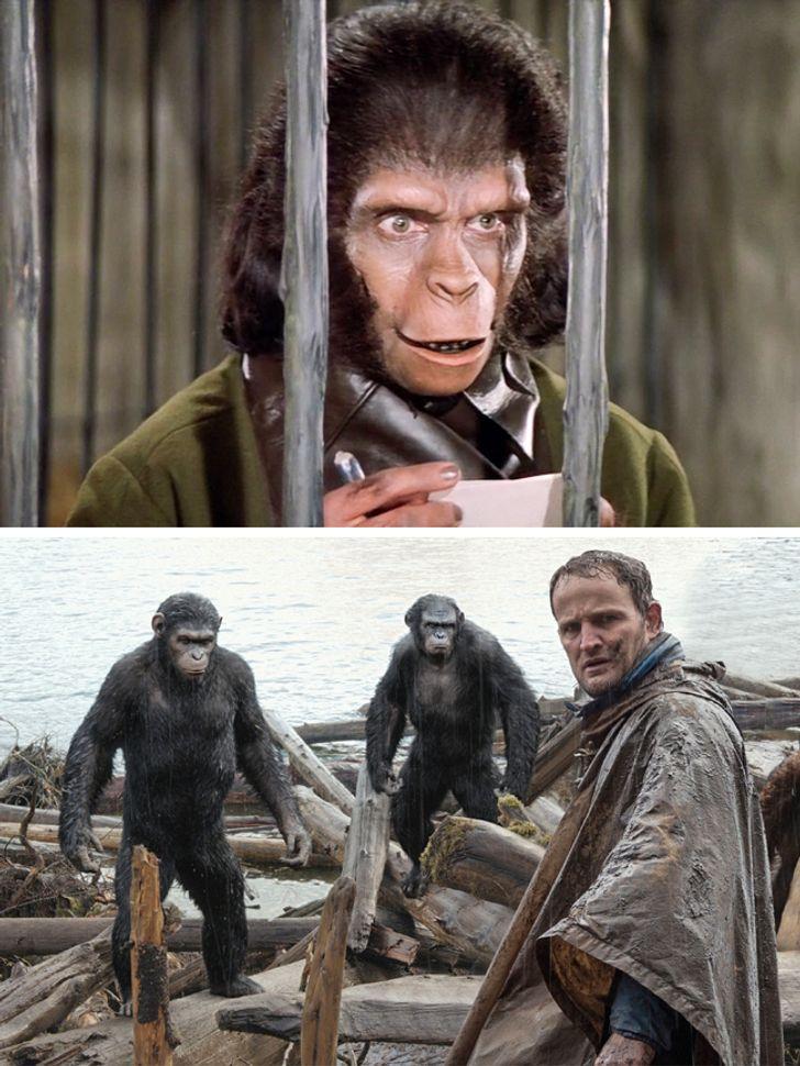 Remakes do cinema veja a evolucao dos efeitos especiais no seculo XXI 3