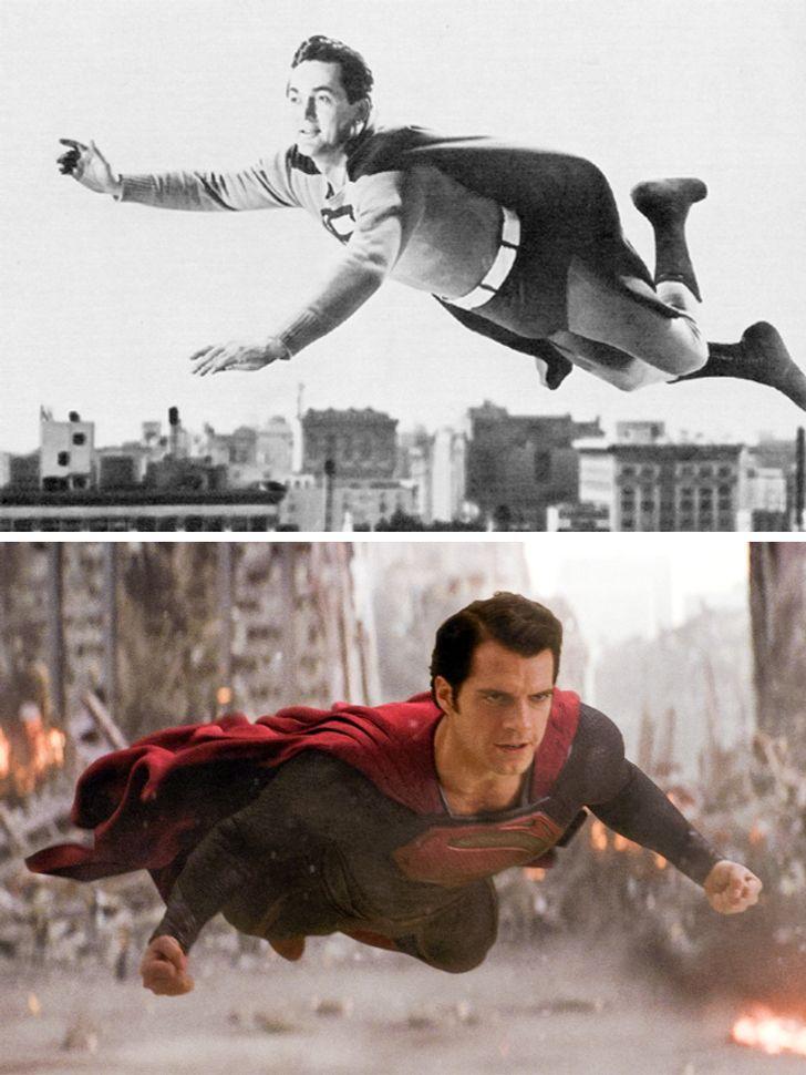 Remakes do cinema veja a evolucao dos efeitos especiais no seculo XXI 4