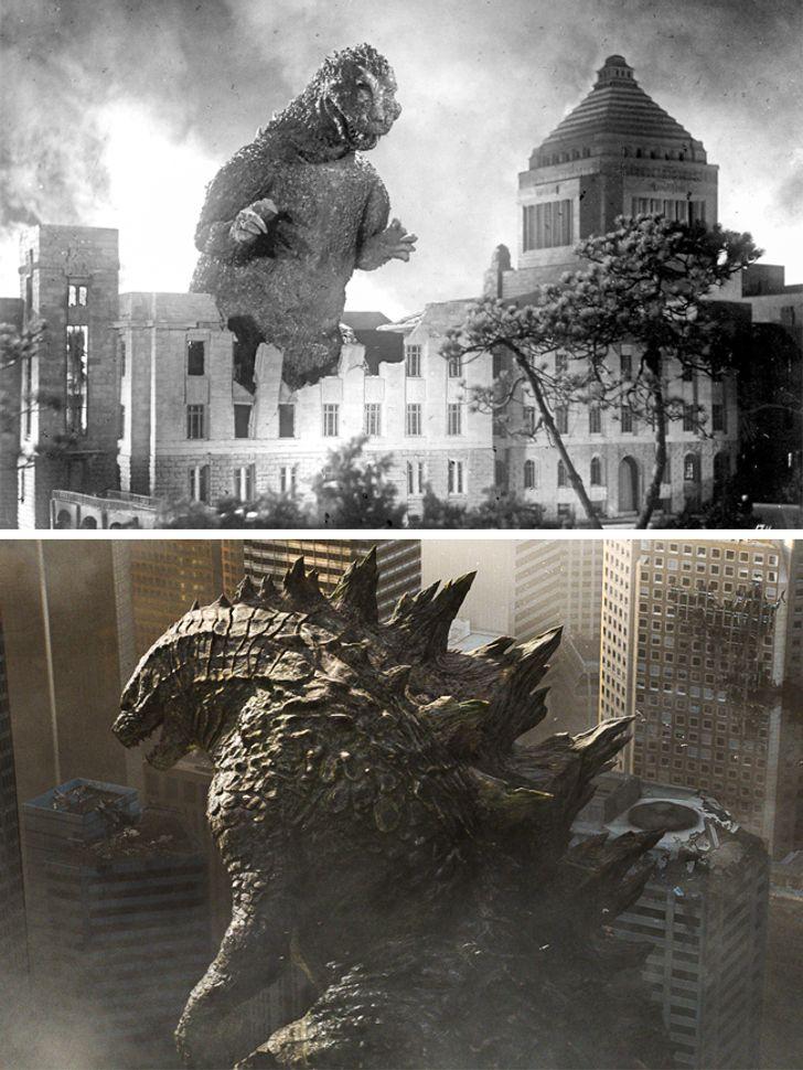 Remakes do cinema veja a evolucao dos efeitos especiais no seculo XXI 5