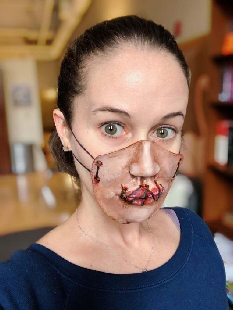 As melhores mascaras de Halloween 10