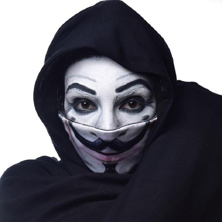 As melhores mascaras de Halloween 11