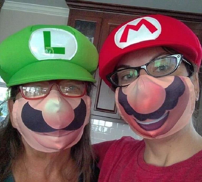 As melhores mascaras de Halloween 12