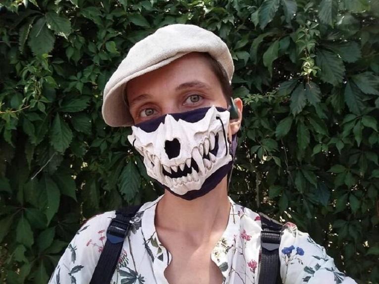 As melhores mascaras de Halloween 14
