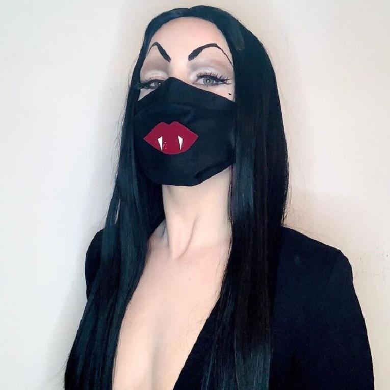 As melhores mascaras de Halloween 15
