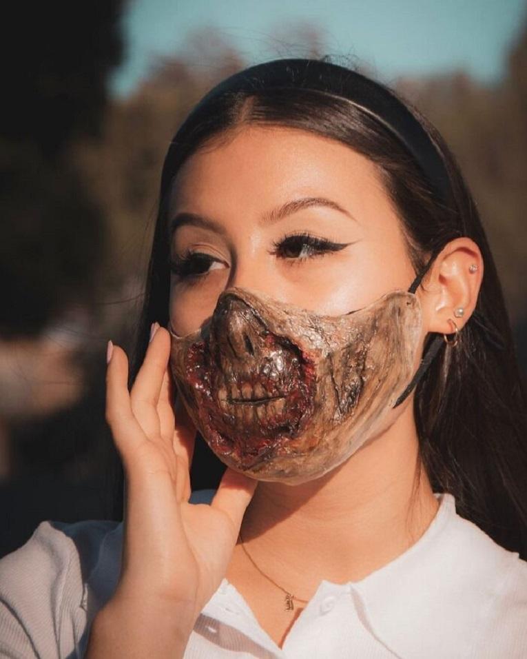 As melhores mascaras de Halloween 16
