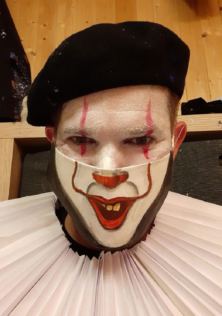 As melhores mascaras de Halloween 18