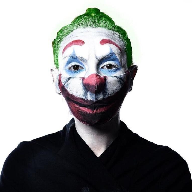 As melhores mascaras de Halloween 19