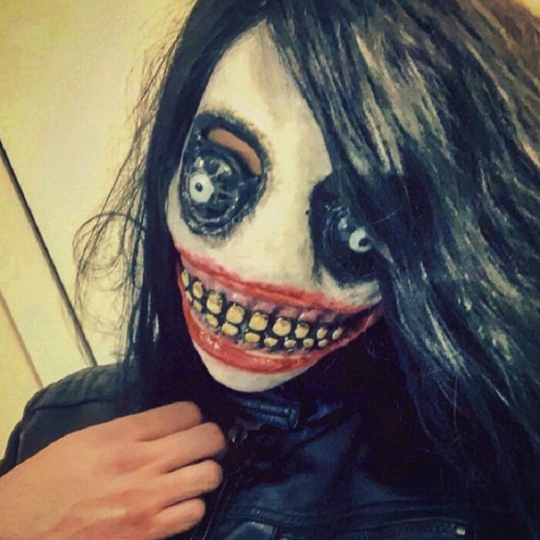 As melhores mascaras de Halloween 20