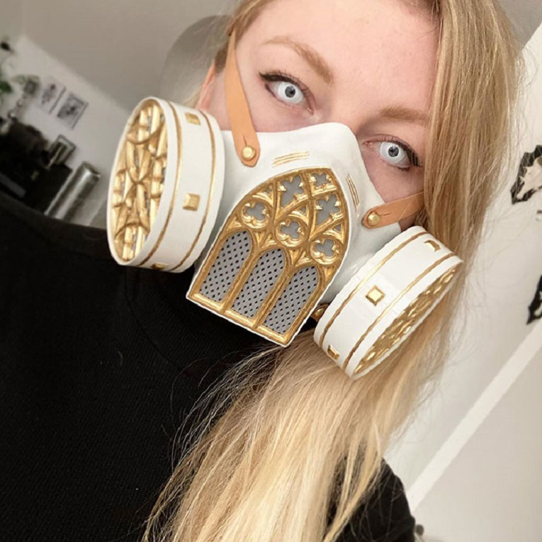 As melhores mascaras de Halloween 7
