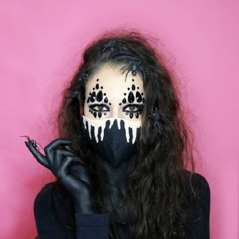 As melhores mascaras de Halloween 9