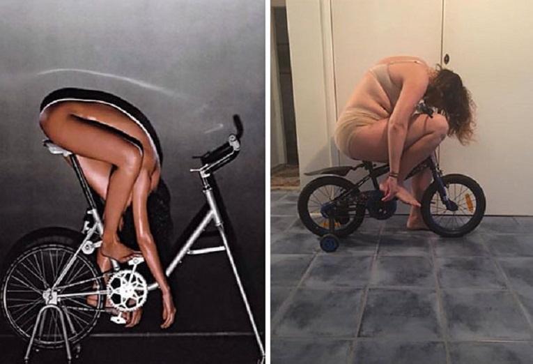 Celeste Barber comediante recria fotos de forma bem humorada 18