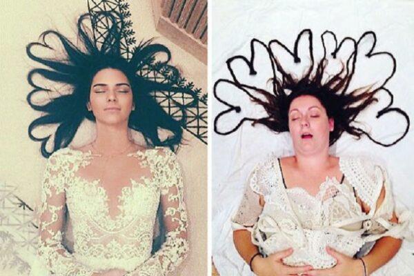 Celeste Barber comediante recria fotos de forma bem humorada CAPA