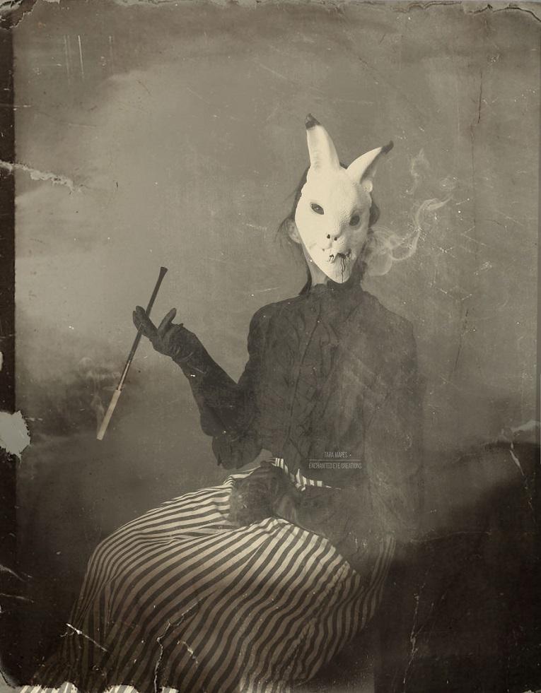Fotos vintage de Halloween bastante perturbadoras 11