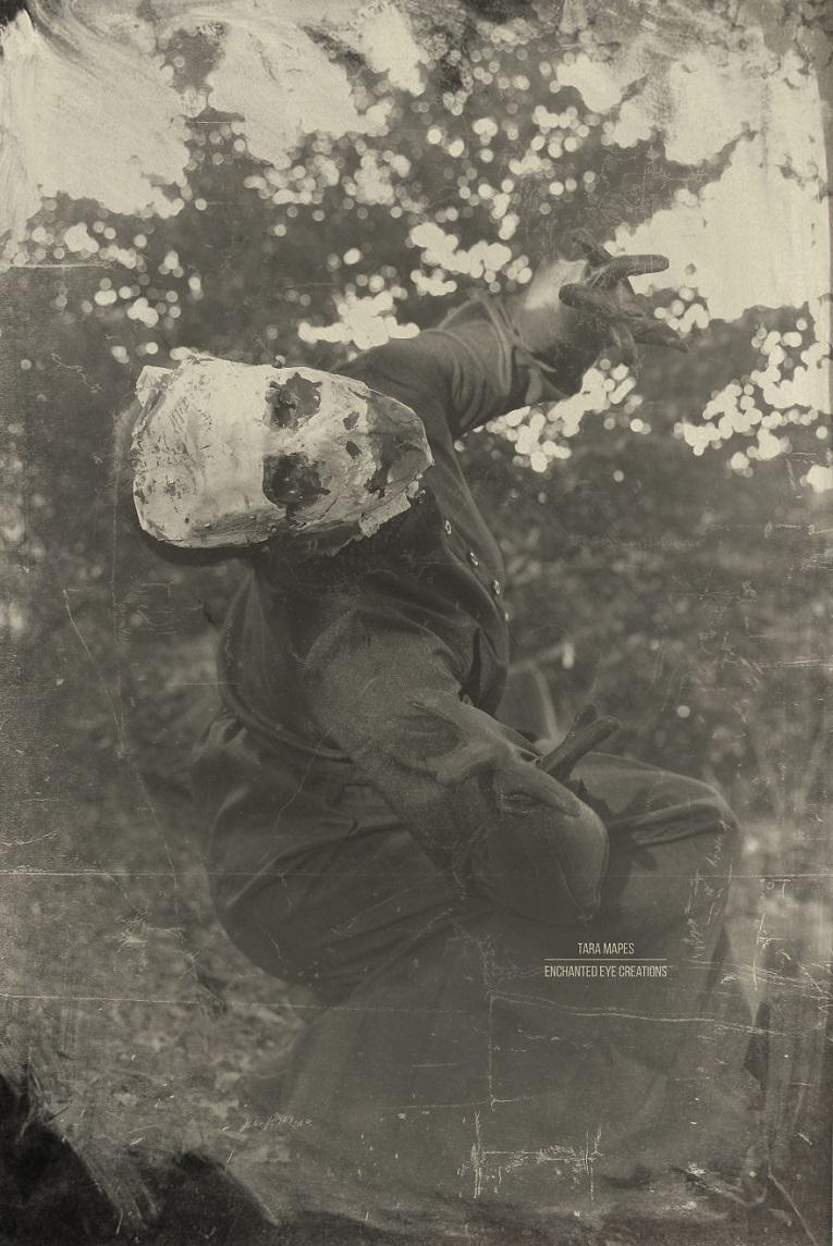 Fotos vintage de Halloween bastante perturbadoras 14