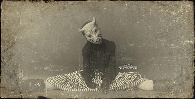 Fotos vintage de Halloween bastante perturbadoras 9