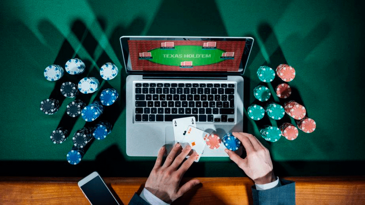 Os melhores sites de poker 6