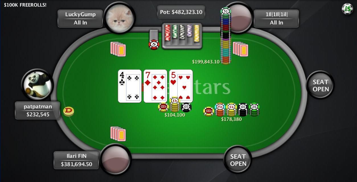 Os melhores sites de poker 8