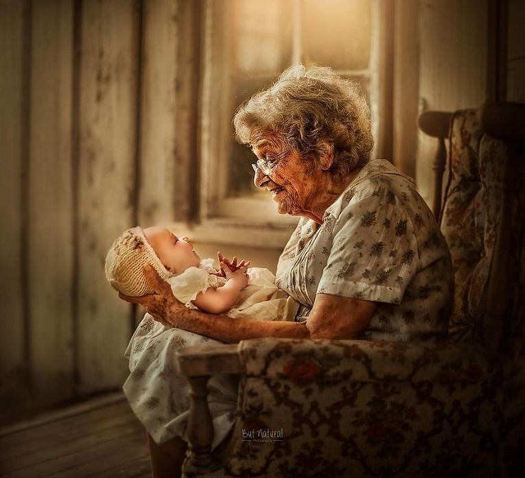 Sujata Setia fotografa britanica registra a beleza da relacao entre avos e netos 3