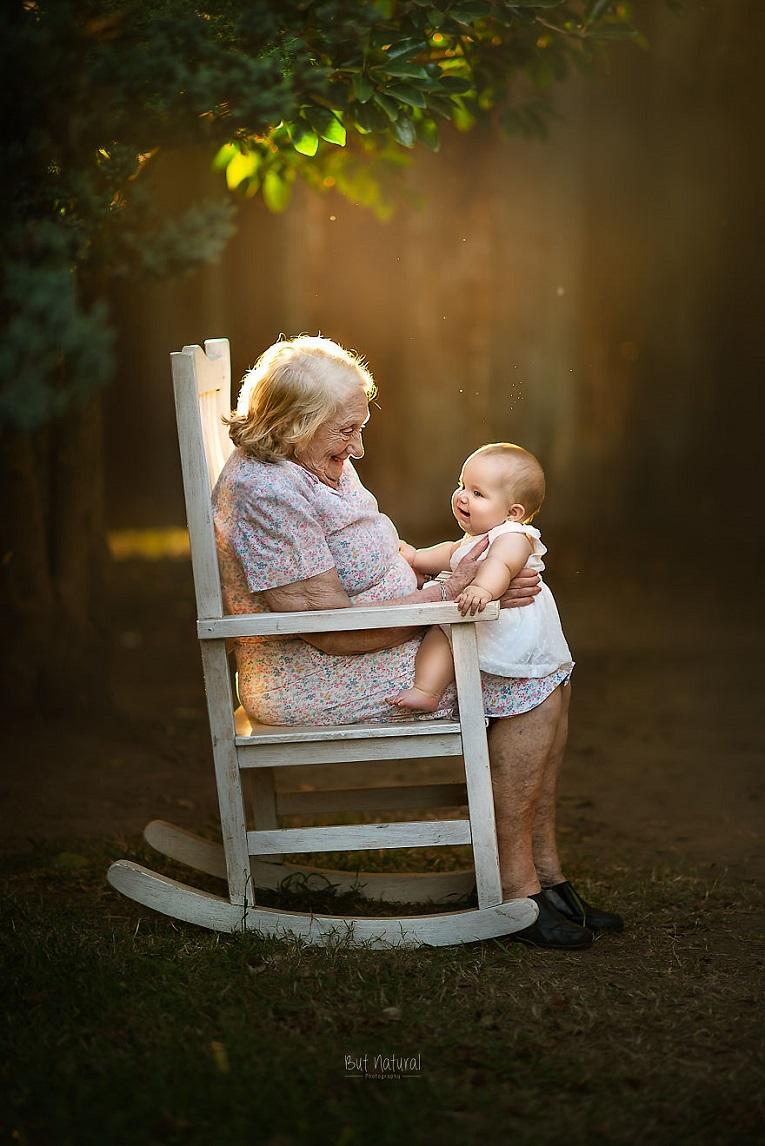 Sujata Setia fotografa britanica registra a beleza da relacao entre avos e netos 6