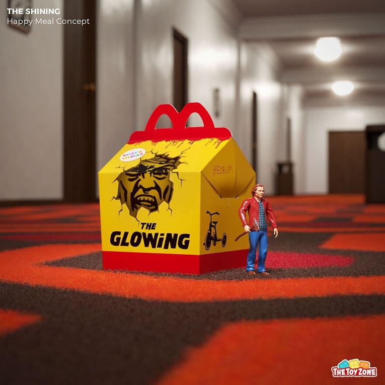 The Toy Zone empresa cria McLanche Feliz inspirado em filmes dos anos 80 2