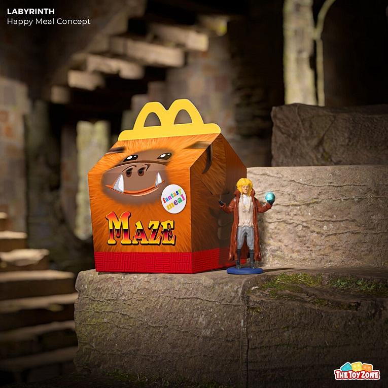 The Toy Zone empresa cria McLanche Feliz inspirado em filmes dos anos 80 3