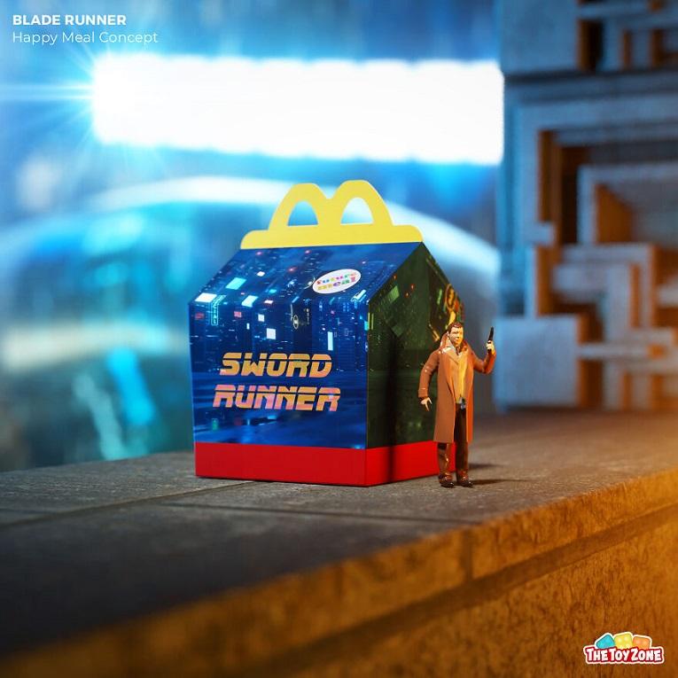 The Toy Zone empresa cria McLanche Feliz inspirado em filmes dos anos 80 6