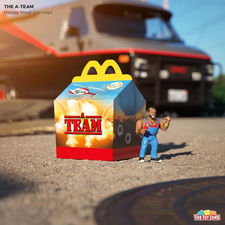 The Toy Zone empresa cria McLanche Feliz inspirado em filmes dos anos 80 8