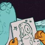 Uma historia sobre amor e crateras lunares