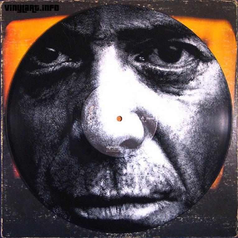 Daniel Edlen artista pinta musicos em discos de vinil 6