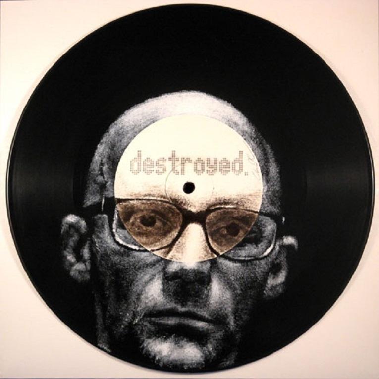 Daniel Edlen artista pinta musicos em discos de vinil 7