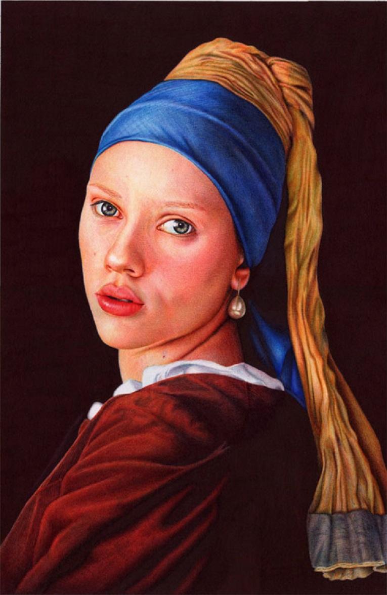 Samuel Silva artista cria retratos hiperrealistas com caneta esferografica 6